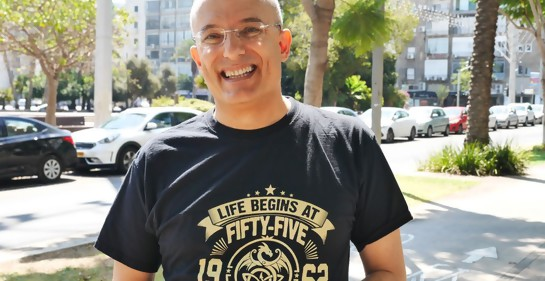 Guil Hovav en Tel Aviv