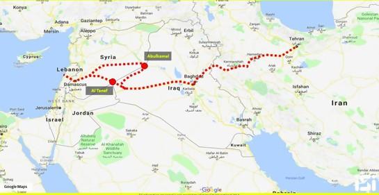 La tensión entre Irán y Estados Unidos no alterará la política israelí contra el esfuerzo iraní por seguir armando a Hizbala