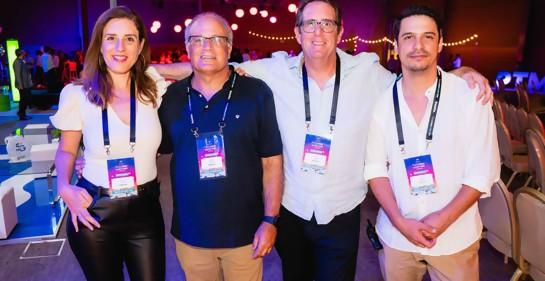 Con Pablo Brenner, resumiendo PuntaTech 2020 y  mirando al futuro