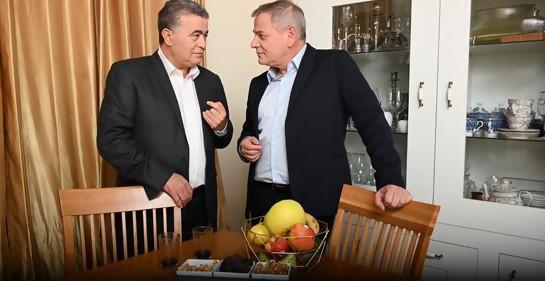 Días dramáticos en la política israelí