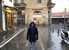 Una semana como un uruguayo no judío en Tel Aviv
