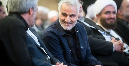 Qassem Soleimani (Foto: Wikimedia commons)