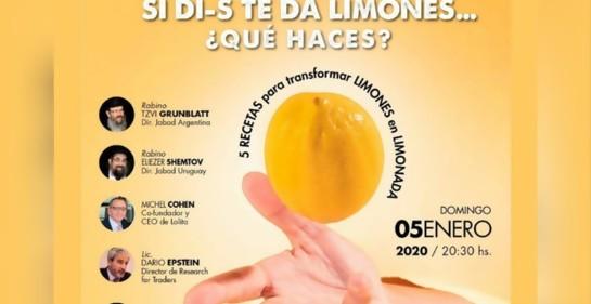 Si D-os te da limones...¿Qué haces?