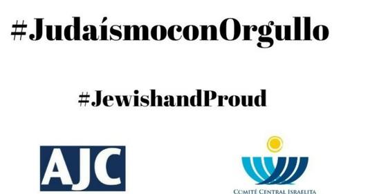 El AJC y el CCIU lanzan campaña contra el antisemitismo