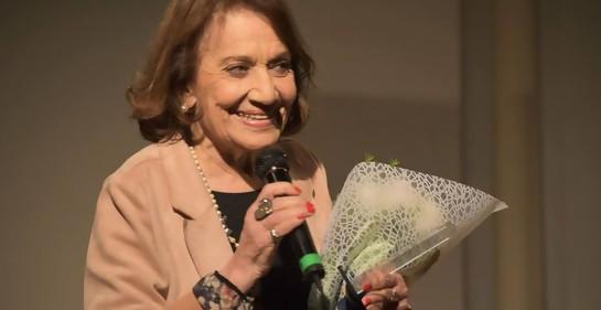 Cristina Morán, Ciudadana Ilustre de Montevideo y un recuerdo especial
