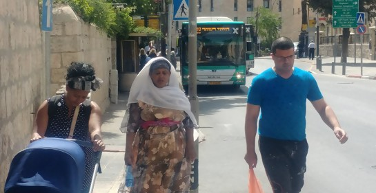 ¿Por qué los árabes israelíes no quieren formar parte del estado palestino?