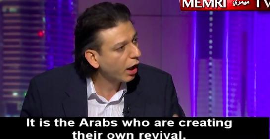 Este periodista sirio, no se cree las mentiras que se inventan sobre Israel