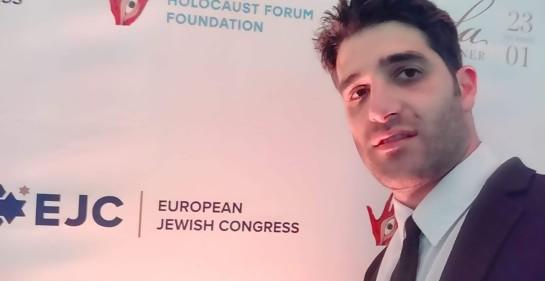 Pianista israelo-uruguayo, en el Foro Internacional de la Shoa en Jerusalem