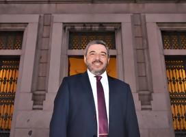 Conversando con el flamante Senador del FA y ex Ministro de Economía Mario Bergara