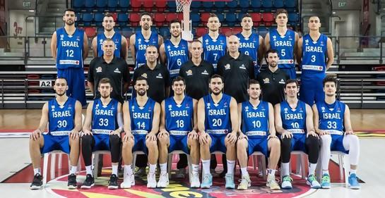 Eliminatorias Eurobasket 2021: Israel lidera su grupo clasificatorio con 2 triunfos