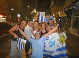 Vidas uruguayas en Israel, con el creador de LA CELESTE en Hertzlia