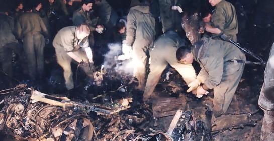 Una entrevista desgarradora sobre el peor accidente aéreo de Israel