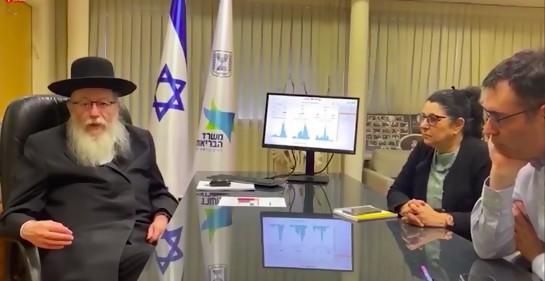 Israel aísla en domicilio a quienes llegan de 4 destinos en el Este Asiático