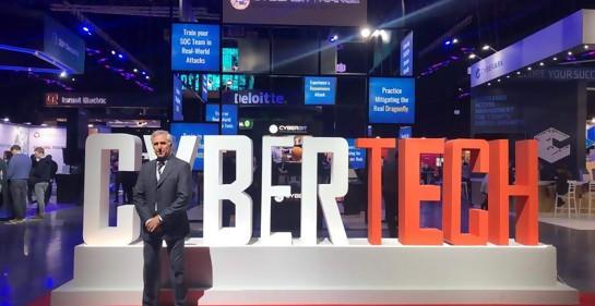 Con el Ing. Jaime Spektor, una visión uruguaya del gran evento tecnológico israelí CyberTech