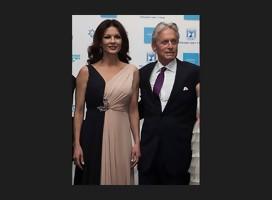 Michael Douglas y Zeta-Jones vuelven a Israel para presentar ceremonia