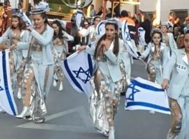 Israel condena a una comparsa del carnaval de Campo de Criptana
