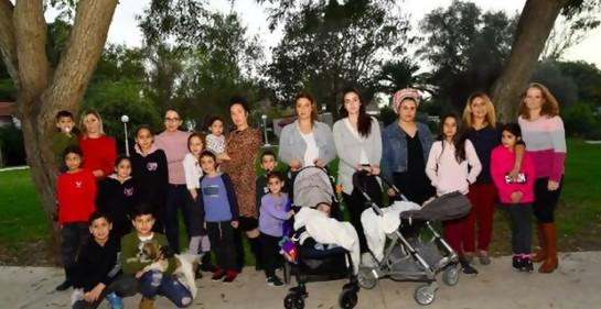 Madres israelíes exigen a UNICEF condenar ataques desde Gaza con globos y cohetes