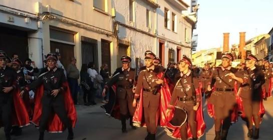 Avergonzante desfile de Carnaval en Criptana