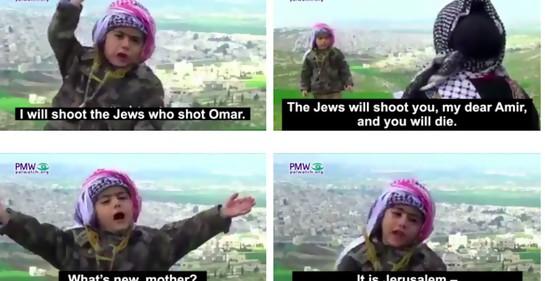 Al Fatah difunde video que alienta muerte de niños en ataques suicidas