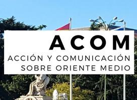 La realidad de las mociones antijudias en España y la lucha Real de ACOM contra el boicot y el antisitismo