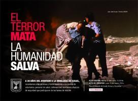 El Terror Mata.La Humanidad Salva.