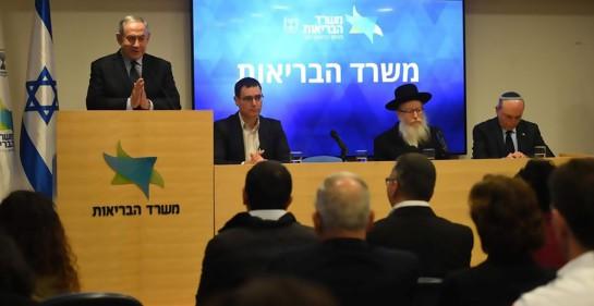 Israel considera prohibir la entrada de vuelos de algunas zonas de EEUU por el Corona