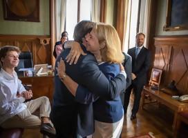 Entrevista especial con Julia Pou, la mamá del flamante Presidente de Uruguay Luis Lacalle Pou