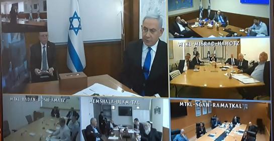 Israel y el Corona en el primer día de las nuevas restricciones