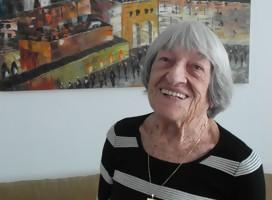 La singular historia de Agnes Keleti (99) , campeona olímpica israelí