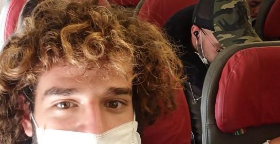Volviendo a casa: El Al trae a los mochileros israelíes varados en Perú