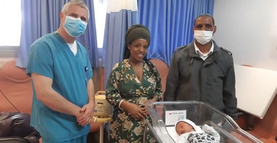 Luz en medio del Corona: Brit Milá en el Hospital Rambam