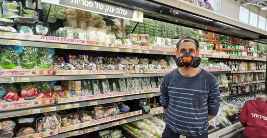 Expedición al supermercado en tiempos de Corona