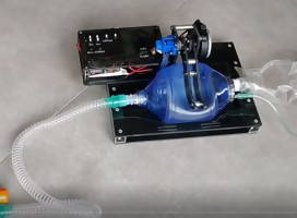 Logro israelí: construyeron respirador artificial en 24 horas
