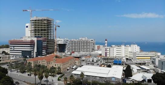El Centro Médico Rambam en Haifa y la crisis