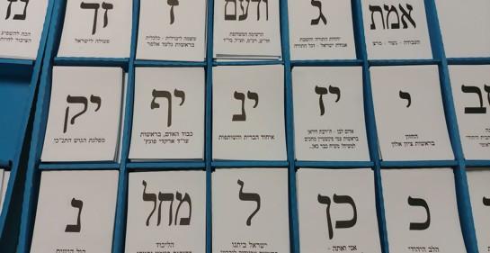 Las nuevas elecciones no sacaron a Israel del estancamiento político
