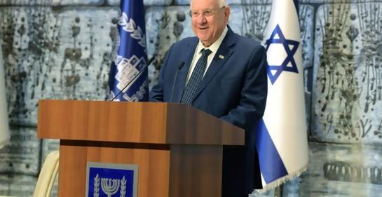 En medio de la epidemia, el Presidente de Israel piensa en las comunidades judías del mundo