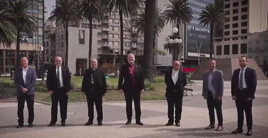 Llamado conjunto de líderes judíos y cristianos a la ciudadanía uruguaya