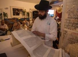 También en Montevideo se festejó Purim