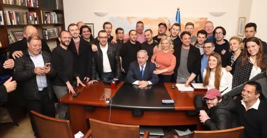 Análisis: Netanyahu parece ser el gran ganador de las elecciones israelí