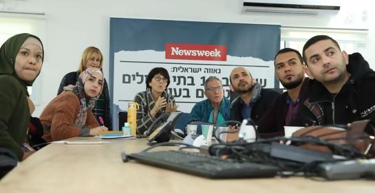 Dalia Bassa, la israelí que coordina la cooperación con los palestinos en la crisis Corona