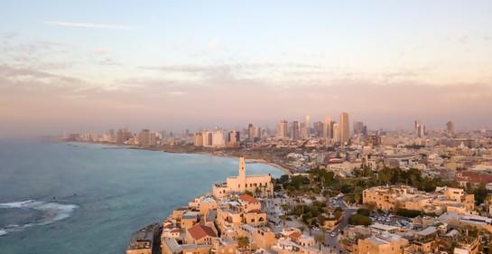 Tel-Aviv 111 años