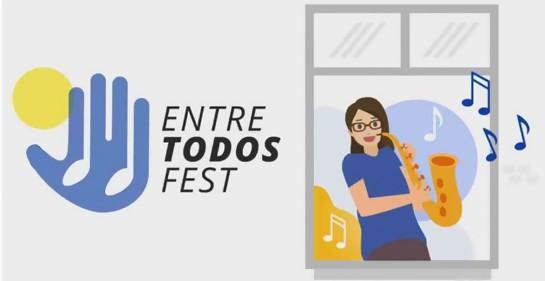 No te pierdas el Entre Todos Fest, este domingo 12 de abril, por Uruguay