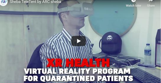 30 innovaciones médicas de Israel contra el coronavirus