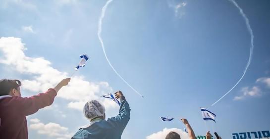 Inolvidables gestos de Iom Haatzmaut en Israel