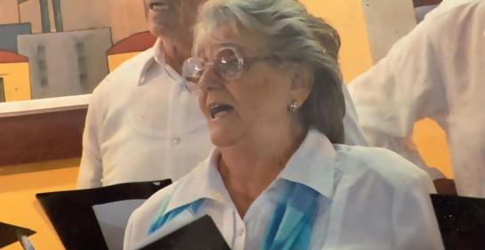Ante el lamentable fallecimiento de Dorita Fabius