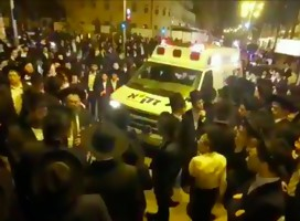 El gobierno de Israel declara la ciudad ultraortodoxa de Bnei Brak como zona restringida