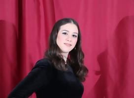 La impresionante entrega de una jovencita israelí en tiempos de Corona