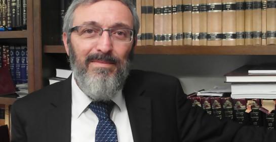 Con el jurista Dov Halbertal, una  posición ultraortodoxa  sobre los dilemas del Corona en Israel