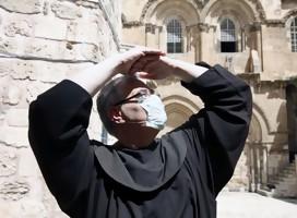 Ensayo fotográfico: Corona en Jerusalem