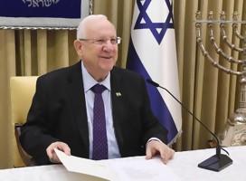El Presidente de Israel llamó a los jefes de las Iglesias con motivo de la Pascua Cristiana